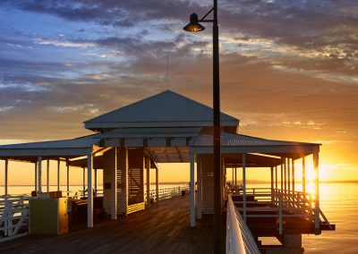 Shorncliffe Shelter by Destin Sparks