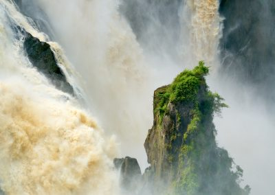 Barron Falls Flood by James Kaczmarek