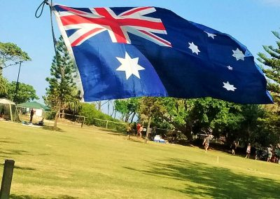Australia Day by Dee Hudson