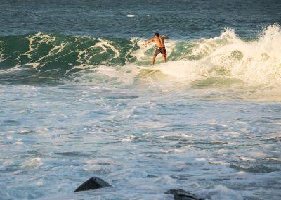 Burleigh Surf by Ash Ostrofski