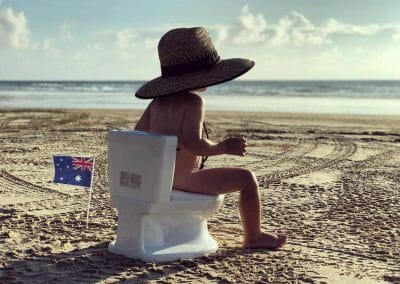 Australia Day by Michael Hedges
