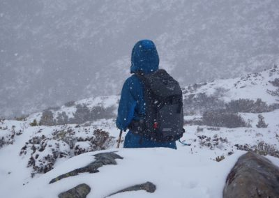 Just Do It - Exploring Cradle Mountain in any Weather by Ivan Robertson
