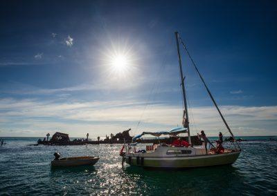 Moreton Island Wrecks by Ben Blanche
