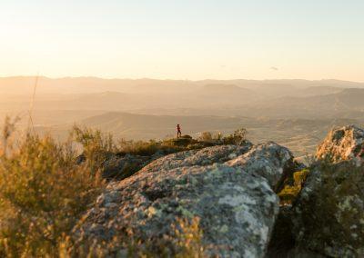 Mt Maroon Sunrise by Georgina Pratten