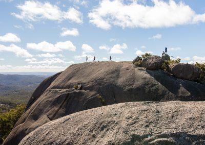 Mt Norman Summit by Georgina Pratten