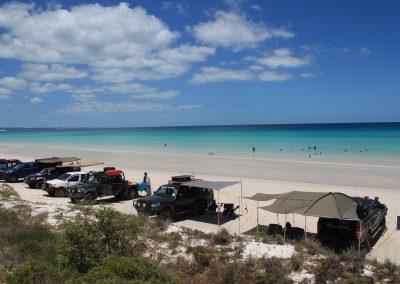 Platypus Bay, Fraser Island by Steve Mallan