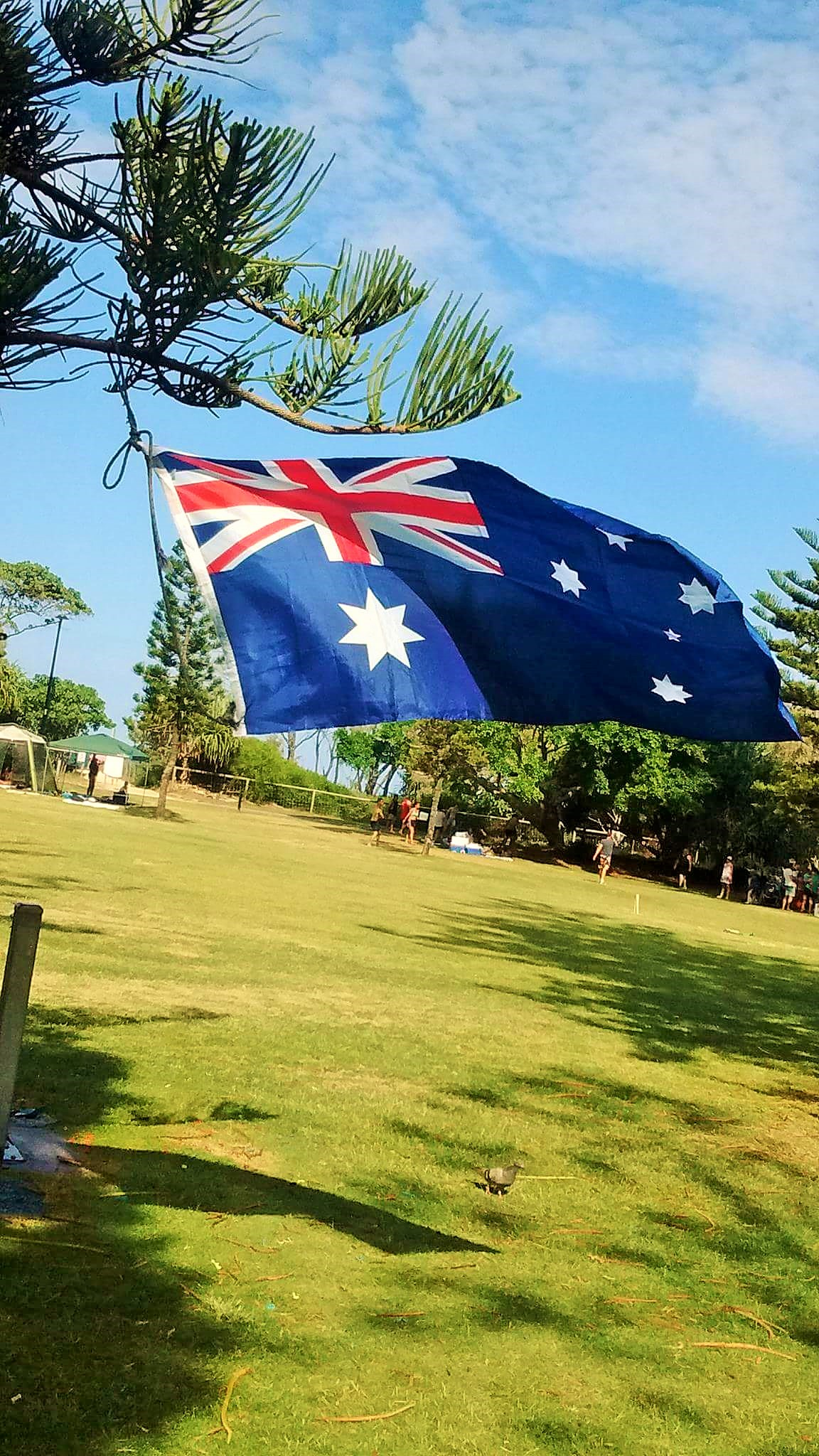 Australia Day by Dee Hudson