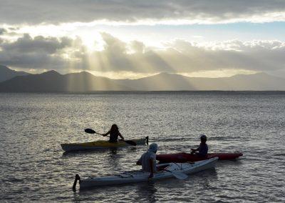 Kayaking by Sophie Kalkowski-Pope