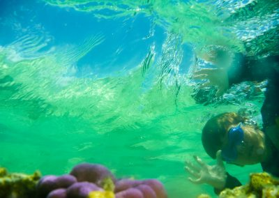 Kids Love the Reef by John McGrath