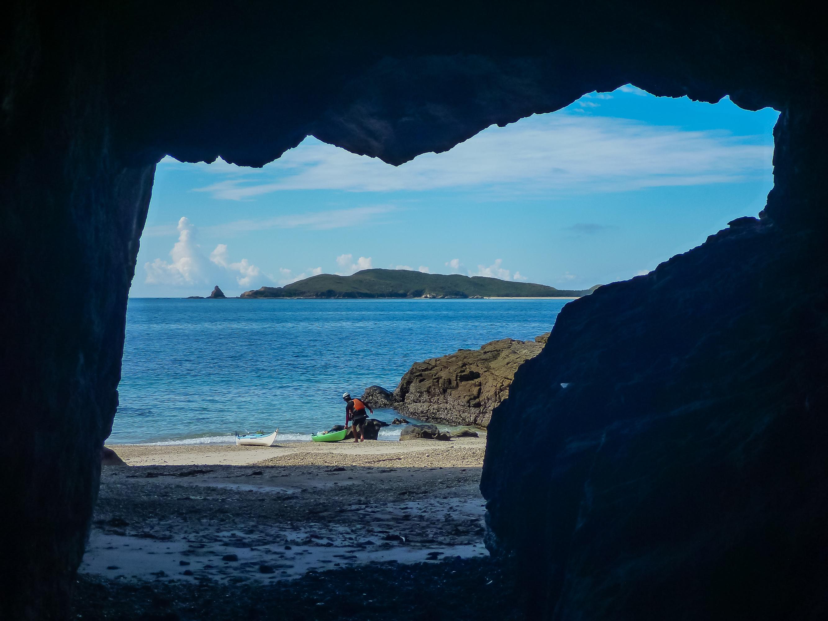 Sea Kayaking The Keppels by John McGrath