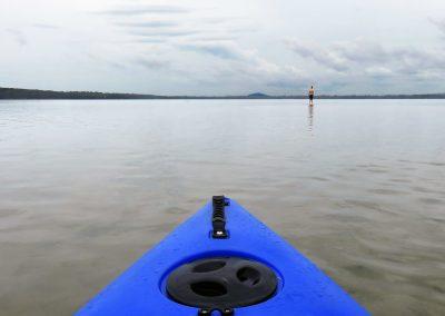 Kayaking by Amber Senysyn