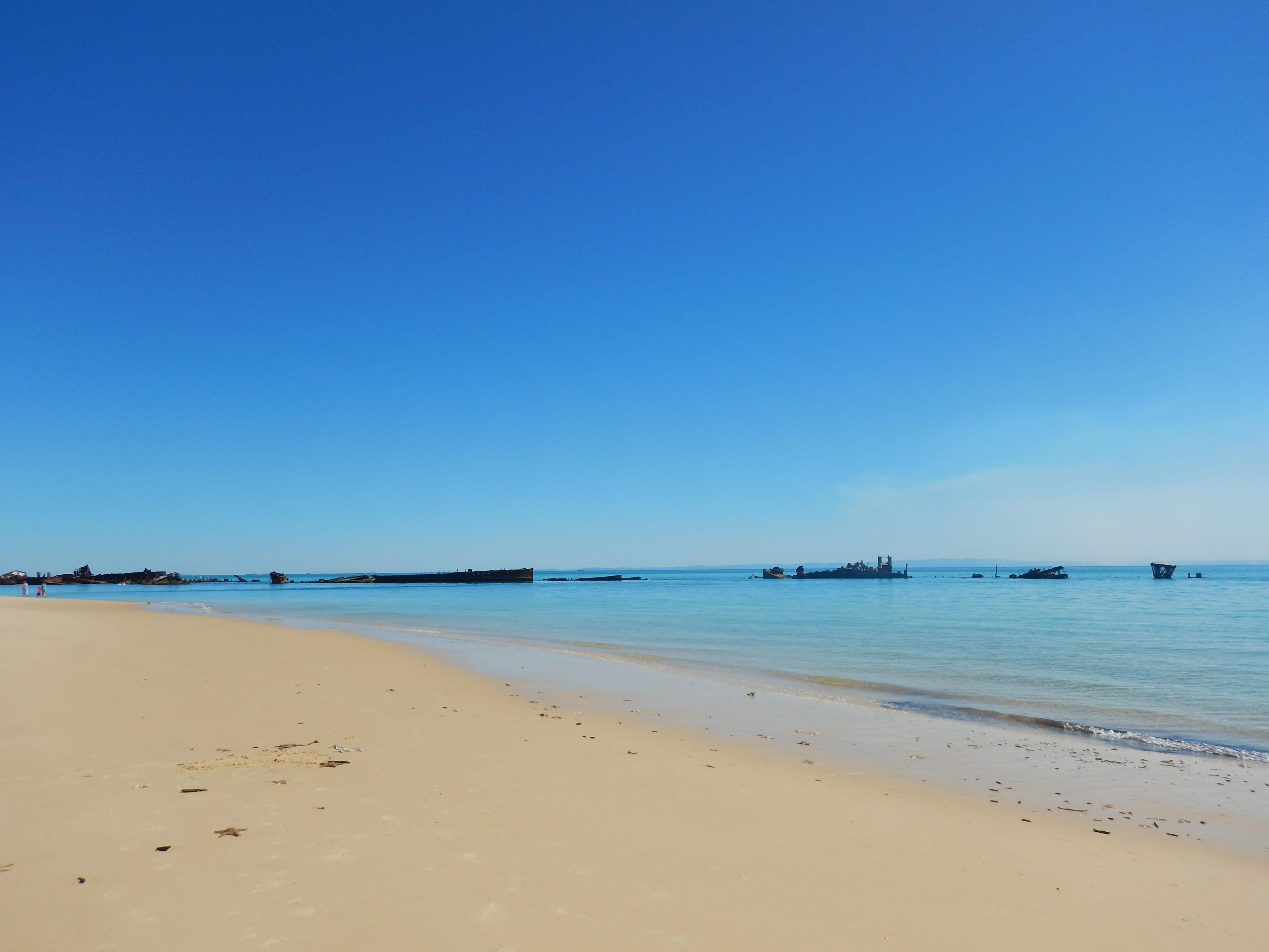 The Beach by Jessica Chaplin