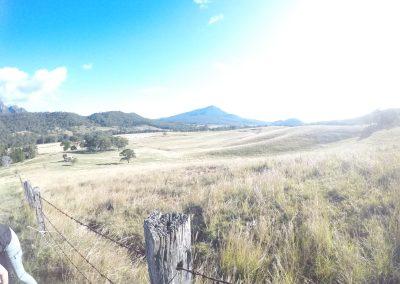 Mt Barney by Jessica Chaplin