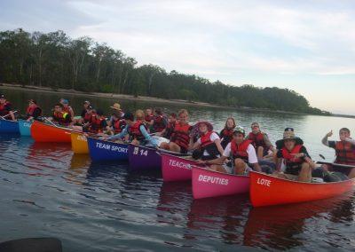 Rafting Up by Mason Purton