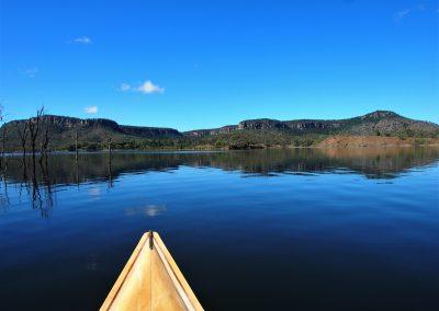 Cania Dam Paddle by Leanne Jackwitz