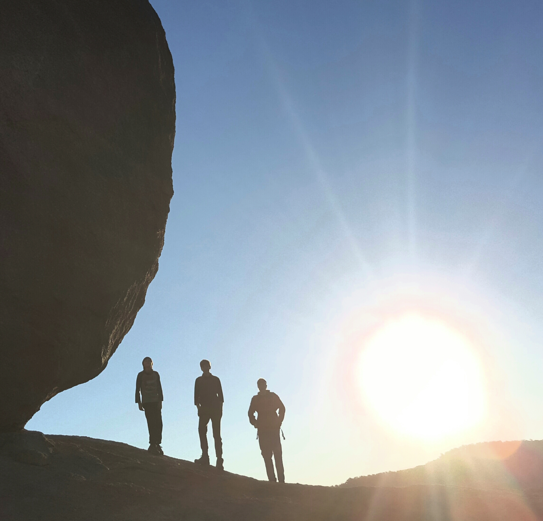 Balancing Rock by Annette Kachel