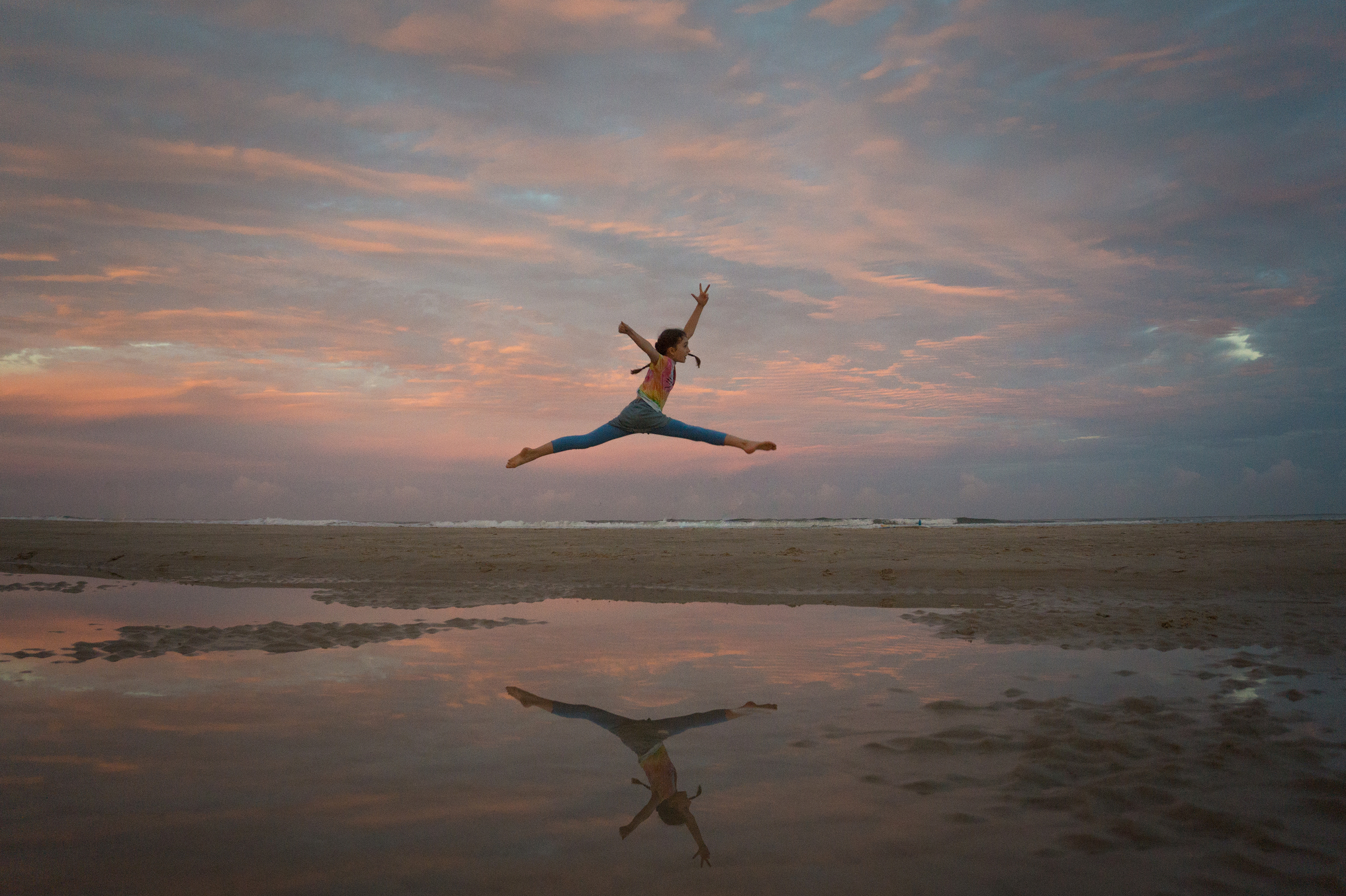 Leap of Life by Ben Lockens