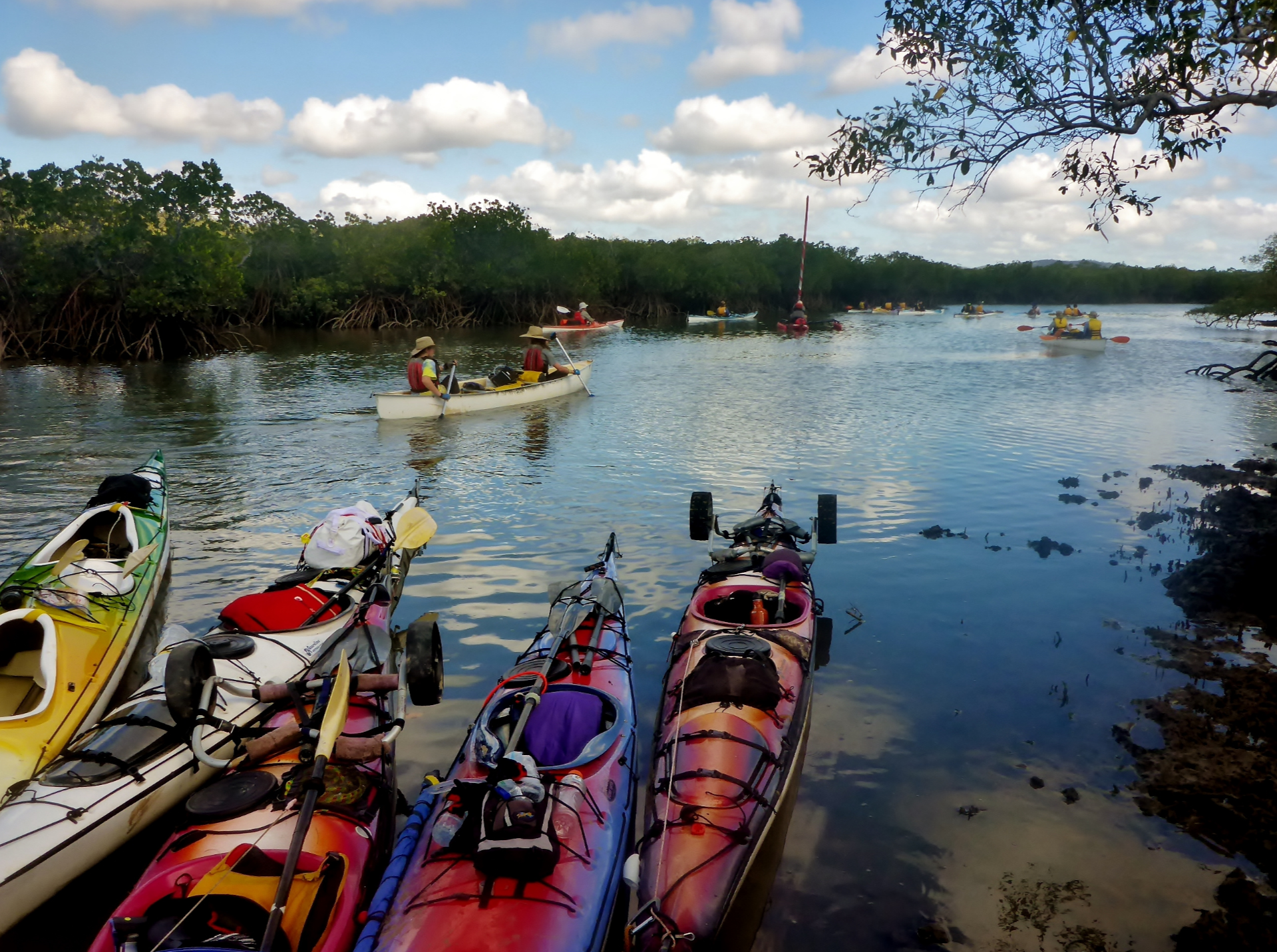 Five Day Kayaking Trip by Nadia Ebersohn