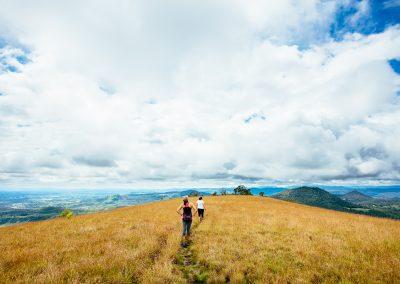 Tabletop Mountain. Toowoomba