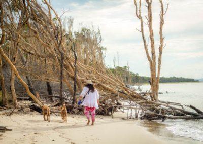 Chell_Lewin_-Just-Keep-Walking_-Red-Beach-Bribie-Island_-2